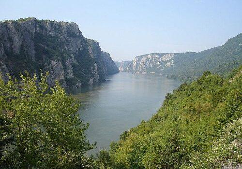 La Puerta del Hierro entre Serbia y Rumanía 7