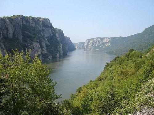 La Puerta del Hierro entre Serbia y Rumanía 1