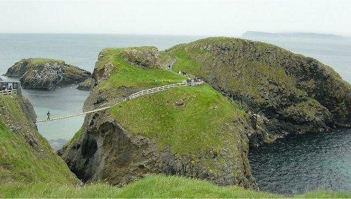 La costa de Irlanda del Norte, espectacular 3