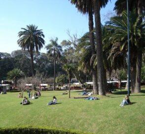 El barrio de Recoleta en Buenos Aires 2