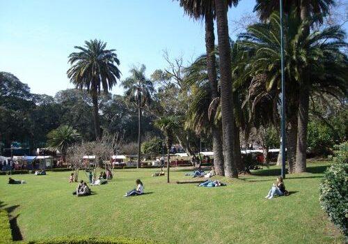 El barrio de Recoleta en Buenos Aires 15