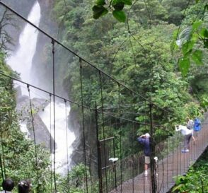 Baños, paraíso natural en Ecuador 3