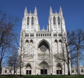 La Catedral Nacional de Washington 3