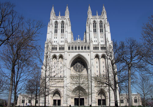 La Catedral Nacional de Washington 9