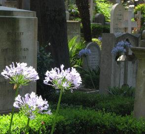 El Cementerio de los Artistas y Poetas en Roma 2