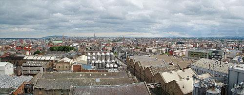 Dúblin, ciudad de la Guinness. 1