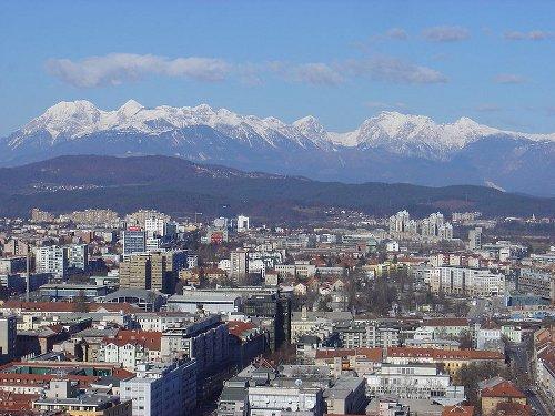 Ljubljana, moderna y atractiva 1