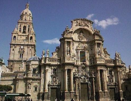 Un paseo turístico por Murcia 1