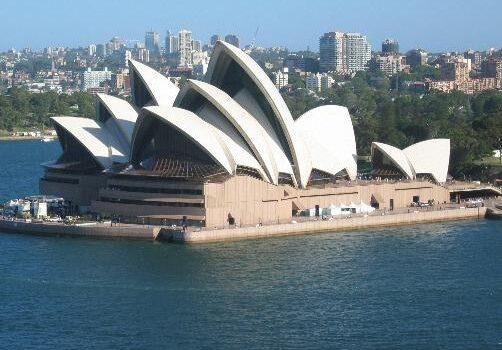 Visita la Ópera de Sidney 9