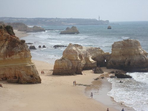Portimao, las mejores vacaciones en el Algarve