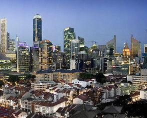 Singapur, entre lo occidental y lo oriental 2
