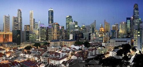 Singapur, entre lo occidental y lo oriental 1