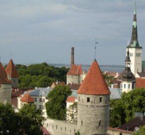 Turismo en Tallin, capital de Estonia 2