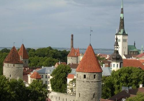 Turismo en Tallin, capital de Estonia 6