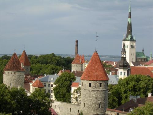 Turismo en Tallin, capital de Estonia 1