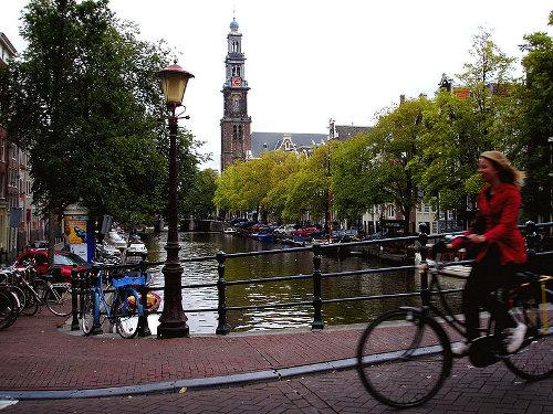 Cómo moverse en Amsterdam 1