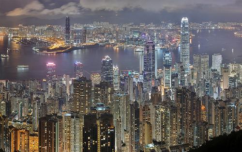 Hong Kong, la ciudad de los rascacielos de Asia 1