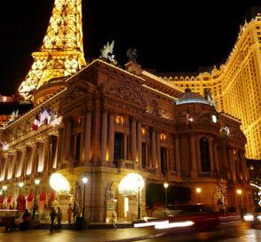 Descubre los grandiosos hoteles de Las Vegas 1