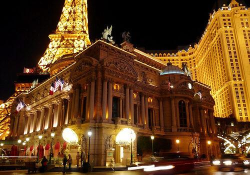 Descubre los grandiosos hoteles de Las Vegas 4