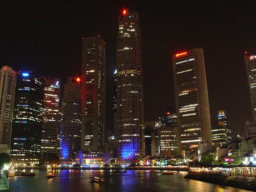 Singapur, la experiencia asiática 1