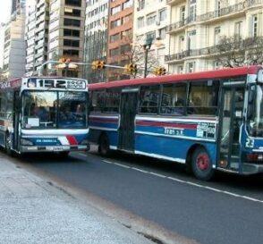 Autobuses en Buenos Aires 2