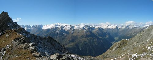 Alpes austriacos 1