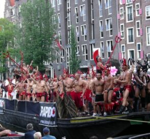 Turismo gay en Amsterdam 2