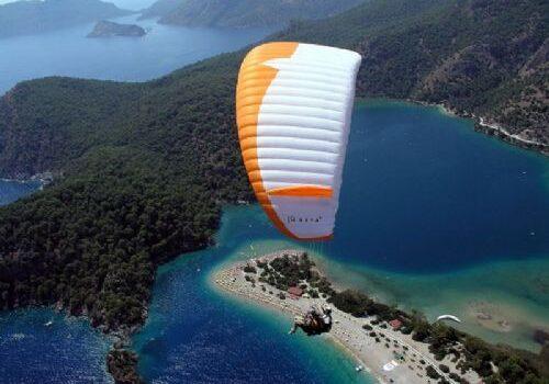 Oludeniz, playas y deporte en Turquía 14