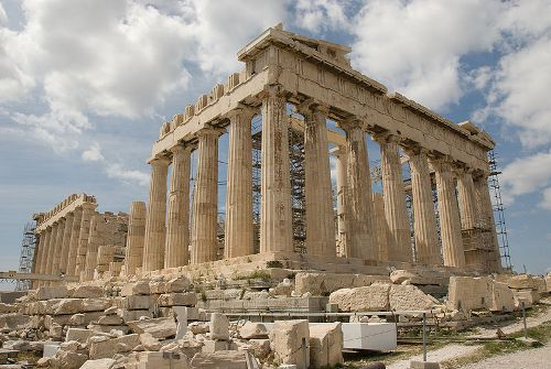 Esculturas del Partenón