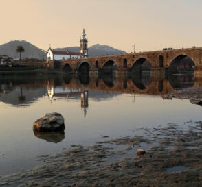 Ponte de Lima, Camino de Santiago en Portugal 2
