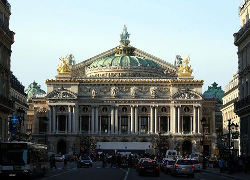 La Ópera de París 1