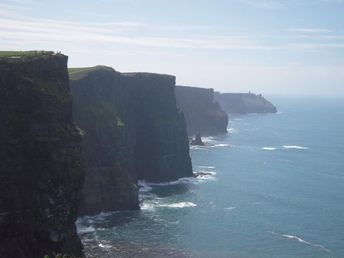 Los Acantilados de Moher en Irlanda 1