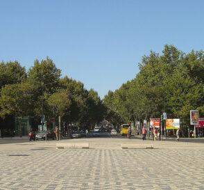 La Avenida da Liberdade en Lisboa 3
