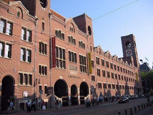 Rincones no tan conocidos de Amsterdam 1