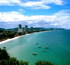 Hua Hin, la playa más bonita de Tailandia 2
