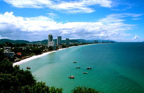 Hua Hin, la playa más bonita de Tailandia 1
