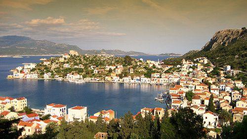 Islas enamoradizas de Grecia