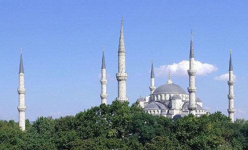 Ruta por la ciudad antigua de Estambul