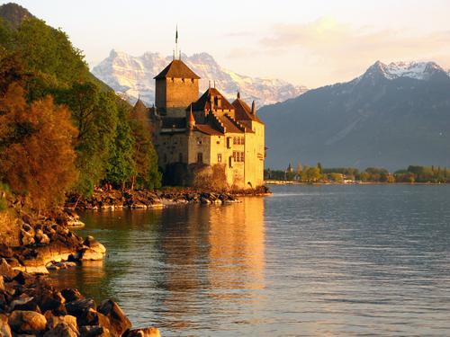 Montreux y la Riviera Suiza 1