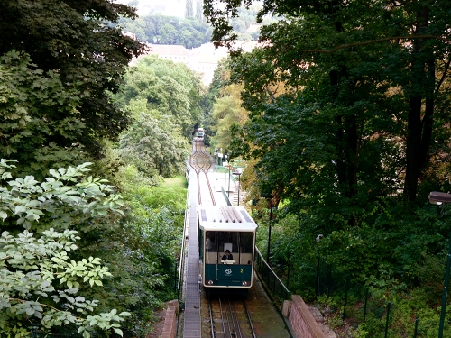 Parques en Praga 1