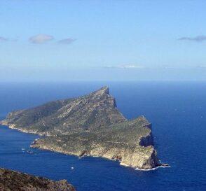 La isla de Sa Dragonera en Mallorca 2