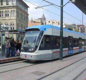 Transporte público en Estambul 2