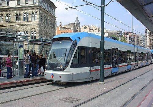 Transporte público en Estambul 13