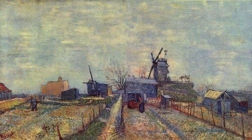 Museo Van Gogh en Amsterdam 1