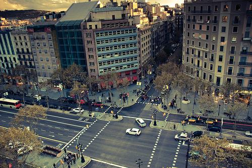 Descubre los barrios de Barcelona