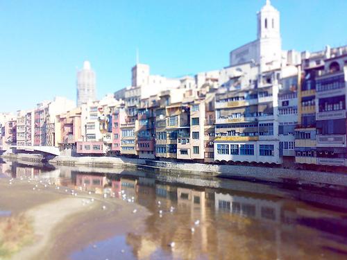 Girona, el encanto de la pequeña ciudad 1