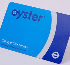 Abonos para transporte Londres 2