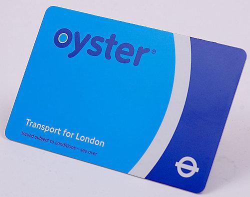 Abonos para transporte Londres 1
