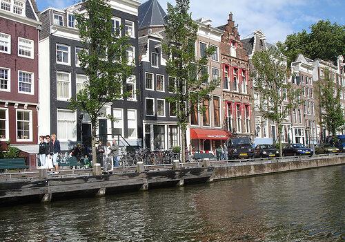 Alojamientos baratos en Ámsterdam 11