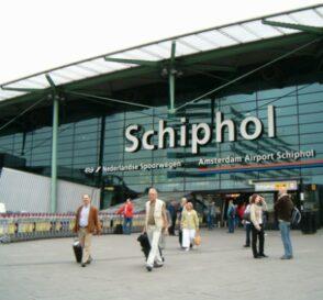 Llegar a Amsterdam desde el Aeropuerto Schiphol 1